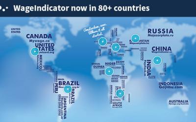 La prevención del acoso sexual en el centro de interés en todo el mundo